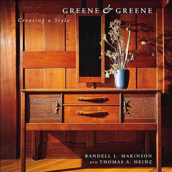 Greene And Greene Furniture Plans