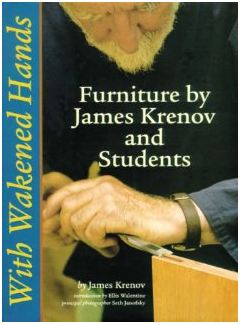 With Wakened Hands, Furniture by James Krenov and Students
