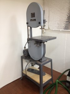My 1970's Era Rockwell/Delta Bandsaw...