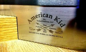 The American Kid Saw (photo courtesy of Bad Axe Tool Works)