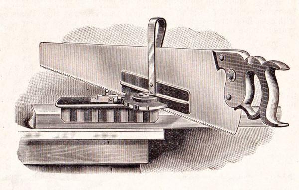 Millers Falls Miter Machine