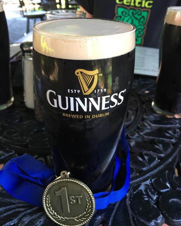 Celebratory Pint