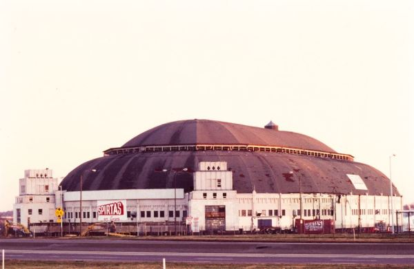 Old Checkerdome
