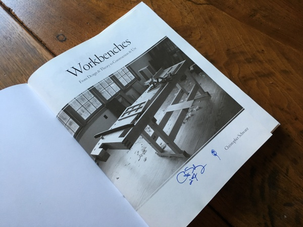 Workbench book