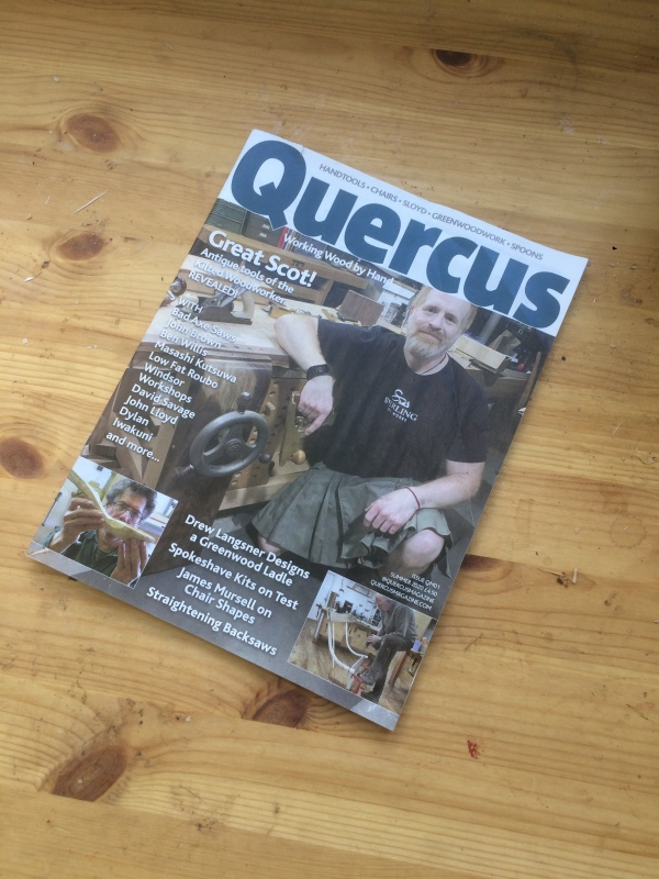 Quercus Magazine Issue 1 June 2020
